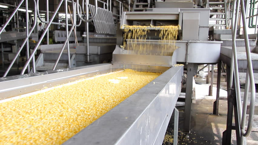 Convey corn see using Streamtek Air Conveyor